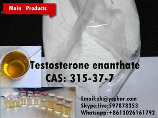 Trung Quốc Pure Testosterone Enanthate Testoviron Injection Test Raw Steroids Powder Source nhà cung cấp
