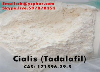Trung Quốc Tadalafil Raw Steroid Powders Hormone Tadalafil / Cialis For Erectile Dysfunction Treatment nhà cung cấp