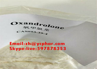 Trung Quốc Bodybuilding Anabolic Oral Steroids Anavar Oxandrolone Powder Oxandrolon Oxanabol nhà cung cấp