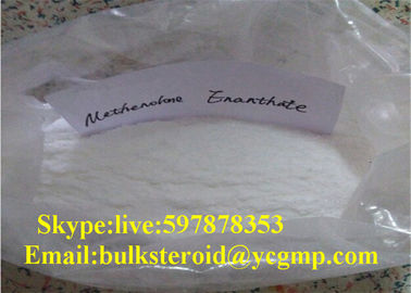 Trung Quốc Primobolan Depot Oral Anabolic Steroids Methenolone Enanthate CAS 303-42-4 nhà cung cấp
