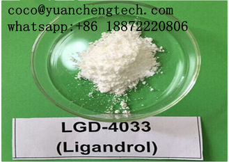 Trung Quốc Ligandrol SARM Steroids Hormone LGD-4033 For Bulking and Cutting 1165910-22-4 nhà cung cấp