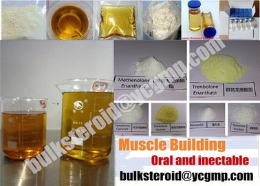 Trung Quốc Testosterone Complex Sustanon Injectable Steroids 250mg/ml Solution for Strength Increase nhà phân phối