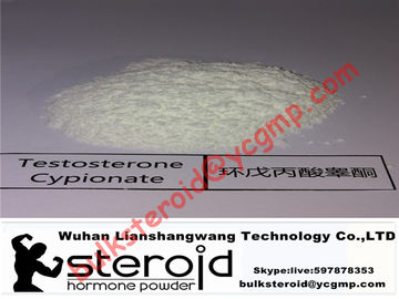 Trung Quốc Healthy Testosterone Cypionate CAS 58-20-8 Body Health Fitness For Bodybuilder nhà phân phối